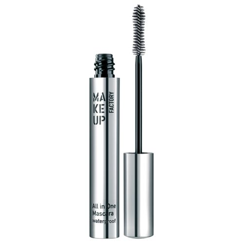 All in One Mascara Waterproof  Make Up Factory