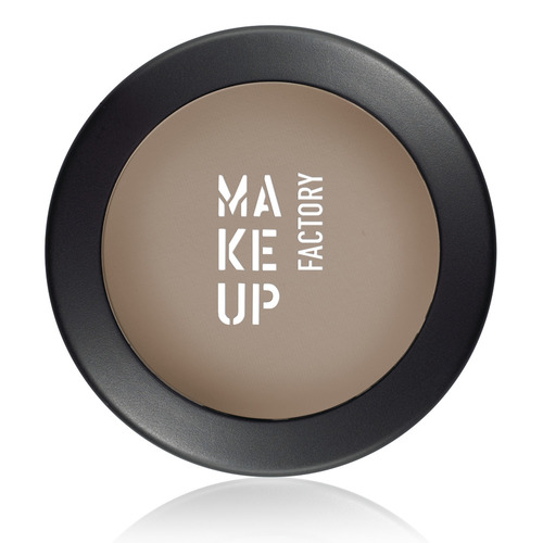 Make Up Factory Mat Eye Shadow 8 - Brown Leather