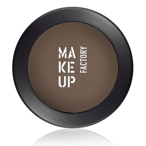 Make Up Factory Mat Eye Shadow 10 - Walnut Brown