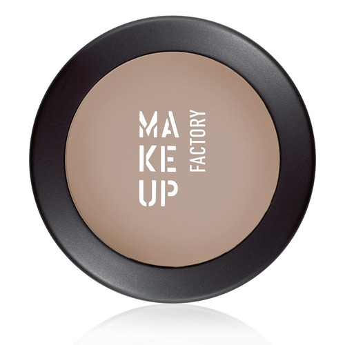Make Up Factory Mat Eye Shadow 28 - Light cinnamon