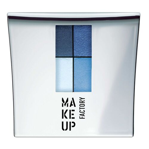 Make Up Factory Eye Colors 43 - Swinging blues