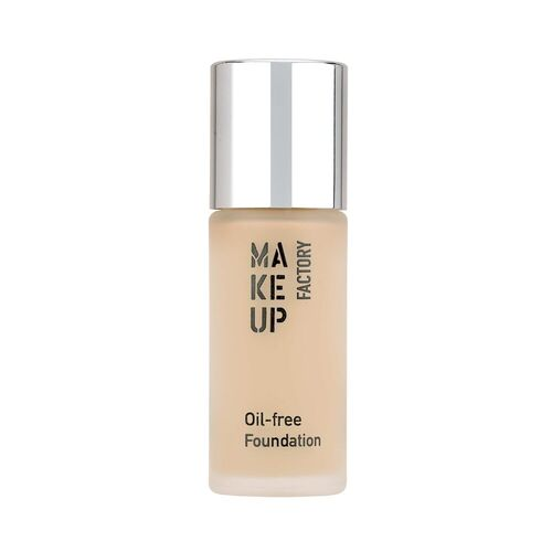 Make Up Factory Oil-free Foundation 02 - Beige Sand