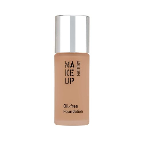 Make Up Factory Oil-free Foundation 21 - Light Mocca
