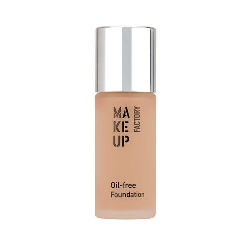 Make Up Factory Oil-free Foundation 28 - Honey Beige