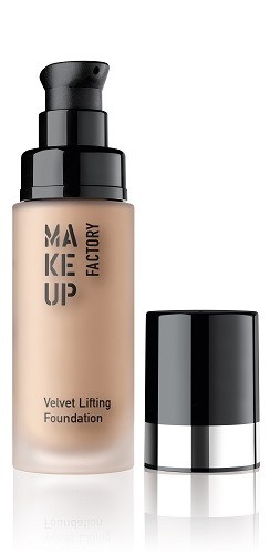 Make Up Factory Velvet Lifting Foundation 20 - Summer Beige