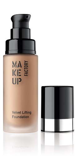 Make Up Factory Velvet Lifting Foundation 25 - Sweet Toffee