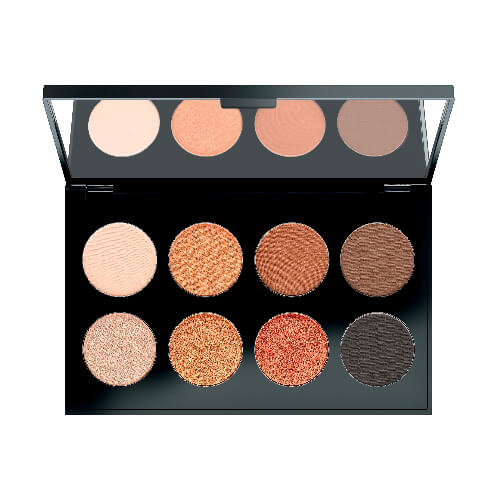 Eyes Palette Make Up Factory Eyes Palette Latin Glow 17-Latin glow