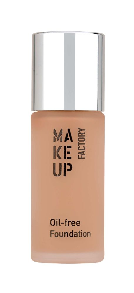 Make Up Factory Oil-free Foundation 45-Dark beige