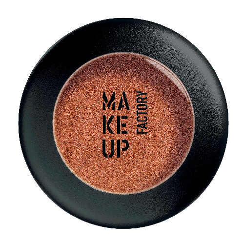 Summer Glow Make Up Factory Metal Shine Eye Shadow 21-Burnt bronze