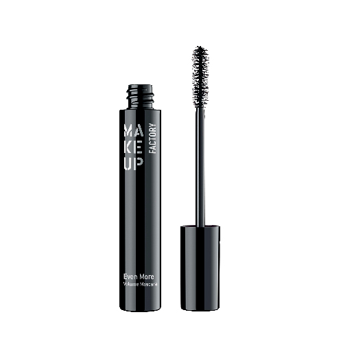 Make Up Factory Even More - Volume Mascara 1-Black