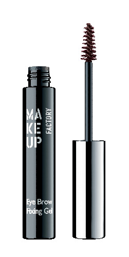 Make Up Factory Eye Brow Fixing Gel 03-Dark brown