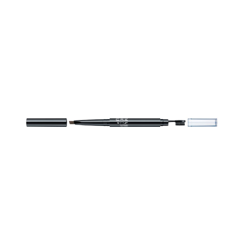 Make Up Factory Triangle Brow Styler 10-Dark sepia