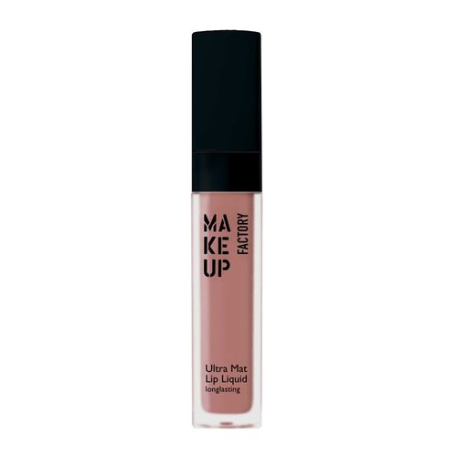 Make Up Factory Ultra Mat Lip Liquid 08 - REALLY NUDE