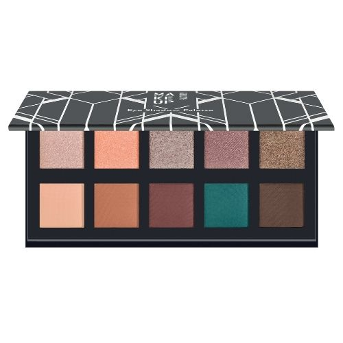 Eye Shadow Palette Make Up Factory Eye Shadow Palette 9-Touch of teal
