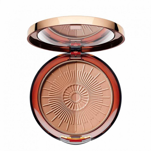 Artdeco Bronzing Powder Compact long-lasting 80-Natural