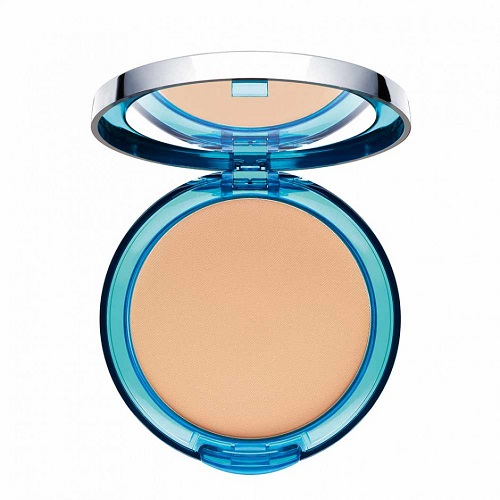 Artdeco Sun Protection Powder Foundation 90- light sand