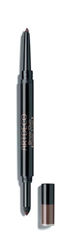 Artdeco Brow Duo Powder & Liner 12-Ebony