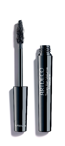 Lash To Impress Artdeco Twist For Volume Mascara 1-Black