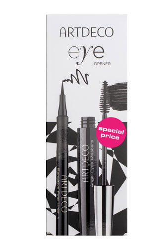 Artdeco Angel Eyes Mascara & Sensitive Fine Liner Set
