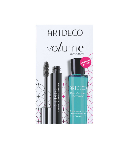 Artdeco Volume Sensation Mascara & Remover Set