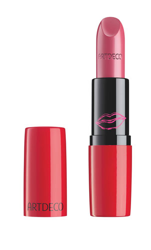 Love The Iconic Red Artdeco Perfect Color Lipstick 887 - LOVE ITEM