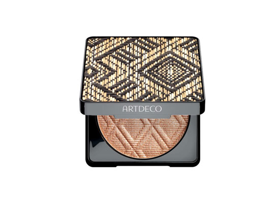 Feel the Summer it-piece Artdeco Glow Bronzer