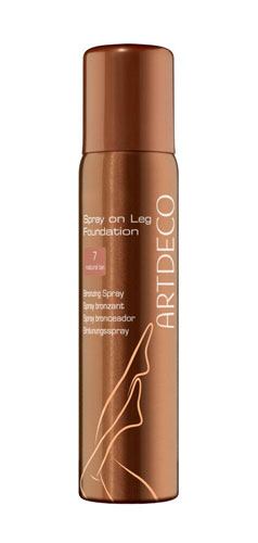 Artdeco Spray On Leg Foundation 7-Natural tan