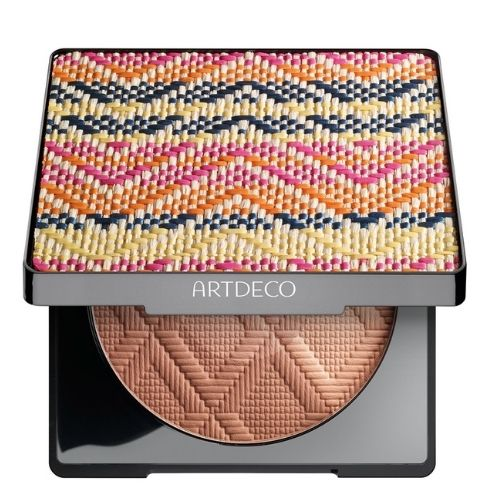 AGUA MIAMI Artdeco All Seasons Bronzing Powder Summer it piece
