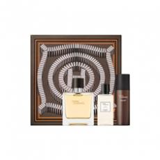 HERMÈS Terre d'Herm Pure Perfume Father's Day Set - 75ml + Sh