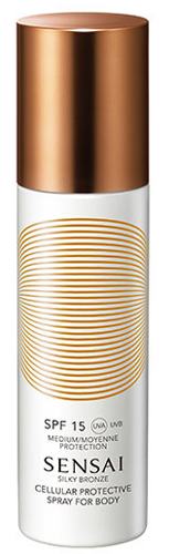 Sensai Sensai Silky Bronze Cellular Protective Spray For Body SPF15