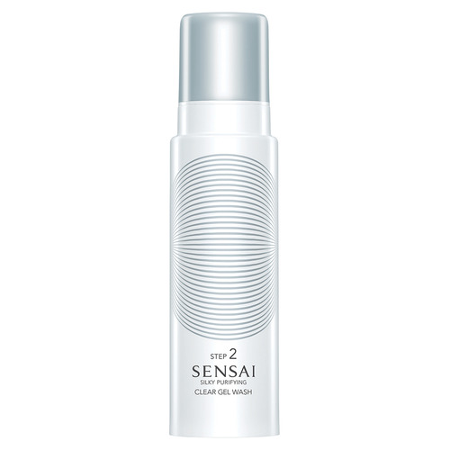 Sensai Silky Purifying Sensai Clear Gel Wash 145 ml