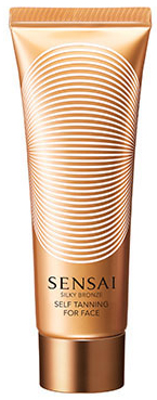Self Tanning For Body Sensai Silky Bronze