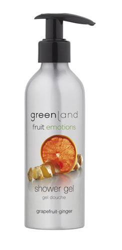Shower Gel GrapefruitGinger Fruit Emotions