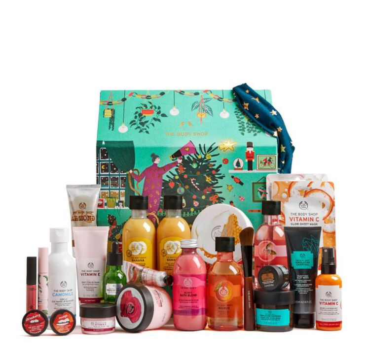 Ultimate The Body Shop Calendário do Advento Ultimate