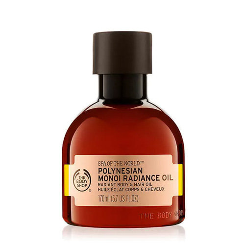 The Body Shop Spa Of The World Body & Hair Oil Polynesian Monoi