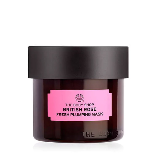 The Body Shop Recipes Of Nature Facial Mask Rose