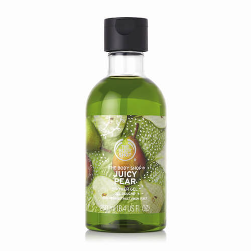 Juicy Pear The Body Shop Shower Gel 250 ml