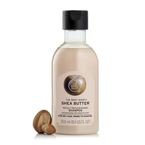 Shea The Body Shop Shampoo 250 ml