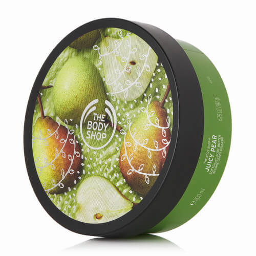 Juicy Pear The Body Shop Body Butter 200 ml