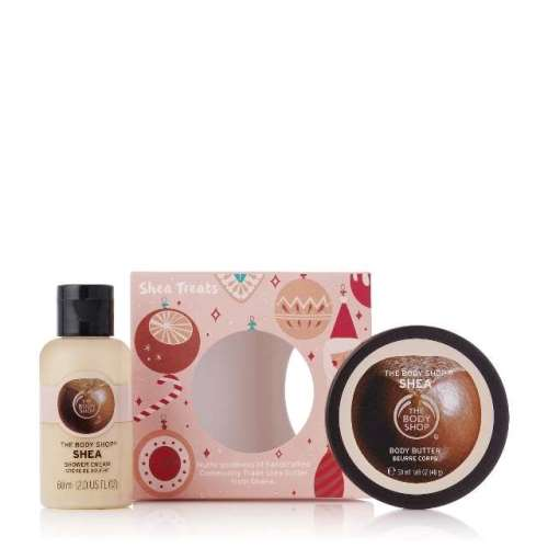 Shea The Body Shop Coffret