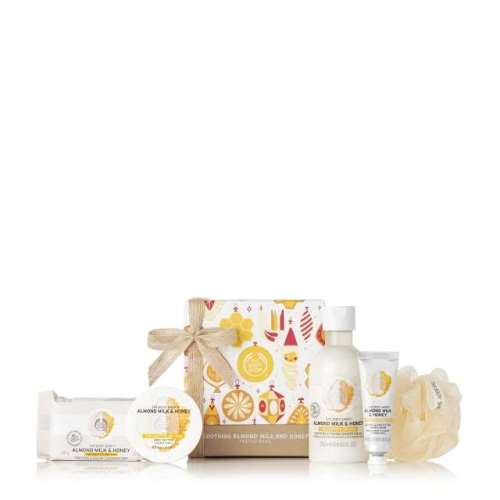 Almond Milk & Honey The Body Shop Coffret