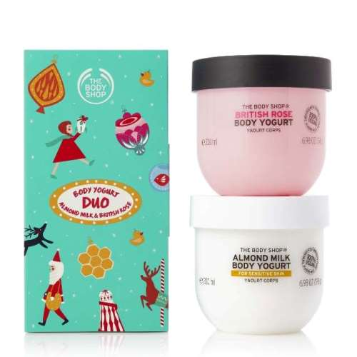 The Body Shop Duo Body Yogurt