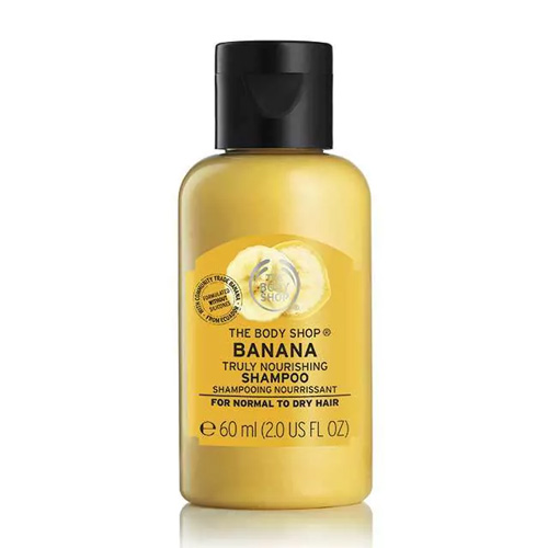 The Body Shop Banana Champô