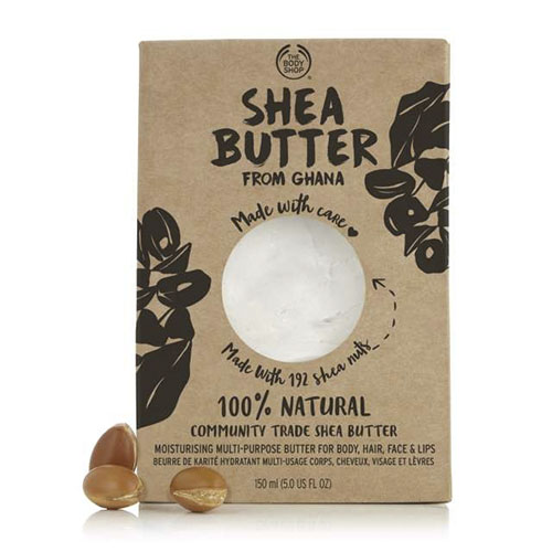 Shea The Body Shop Moisturising Multi-Purpose Butter 150 ml