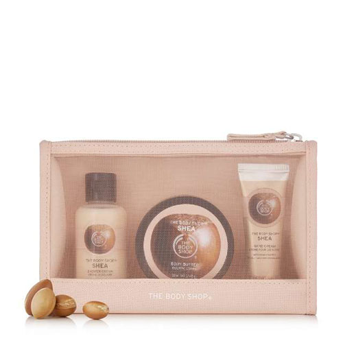 Shea The Body Shop Gift Bag Shea