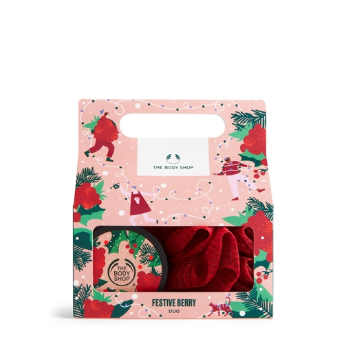 Frosted berries The Body Shop Coffret de corpo Frosted Berries