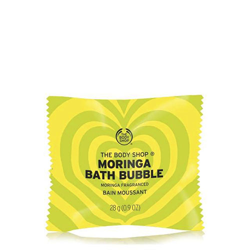 Moringa The Body Shop Bath Bubble 28 gr