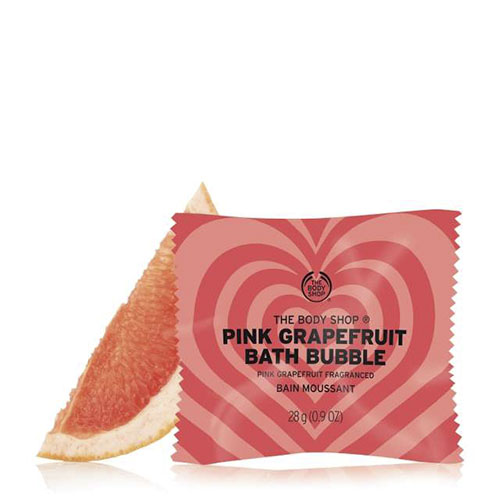 Pink Grapefruit The Body Shop Bath Bubble 28 gr