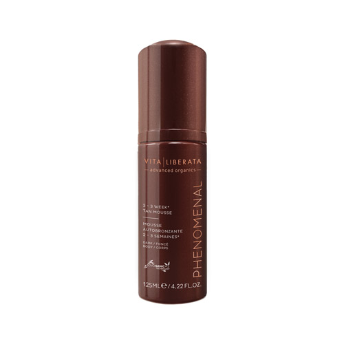 PHenomenal  Vita Liberata 2-3  Week Tan Mousse Dark 125 ml
