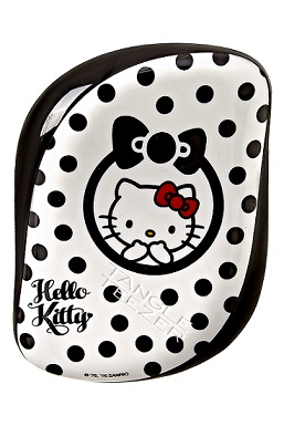 Styler Hello Kitty Black Tangle Teezer Compact Tangle Teezer